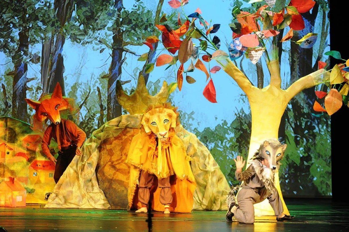 Η «Αλεπού Αισωπού» έρχεται στο θέατρο Ακροπόλ
