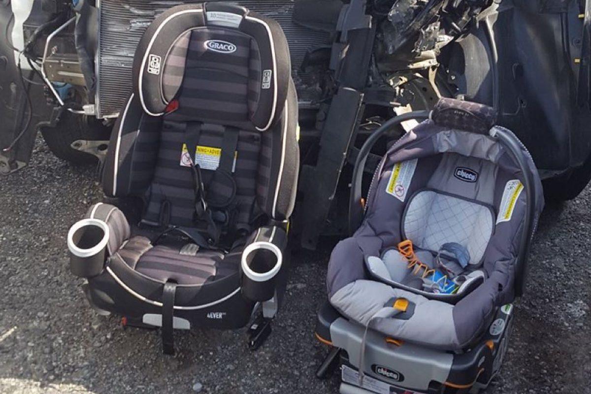 Να γιατί πρέπει να έχετε πάντα σωστά δεμένα τα παιδιά σε ειδικό κάθισμα στο αυτοκίνητο!