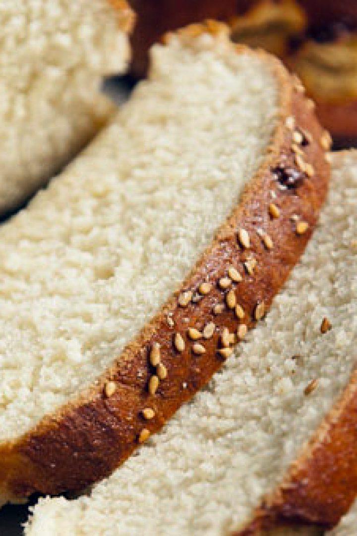 Ψωμί μαστιχάτο
