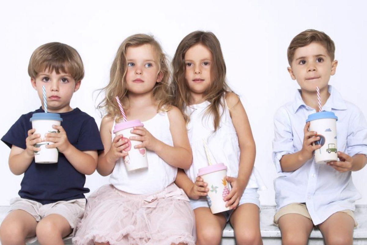 Ποτήρια από μπαμπού: ασφαλή για τα παιδιά, φιλικά προς το περιβάλλον!