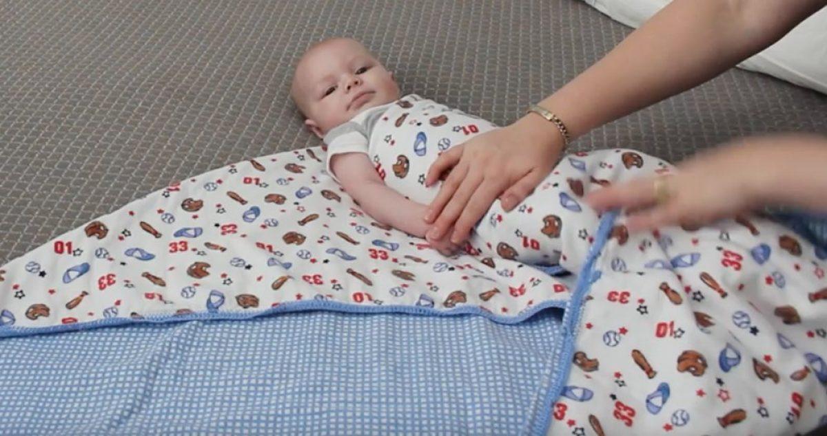 Βίντεο: πώς να φασκιώσετε το μωρό σας!