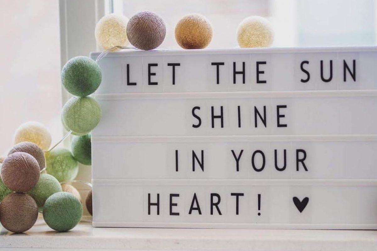 ΕΛΗΞΕ: Κερδίστε μια γιρλάντα με φωτάκια και ένα Light Box από το Beelights