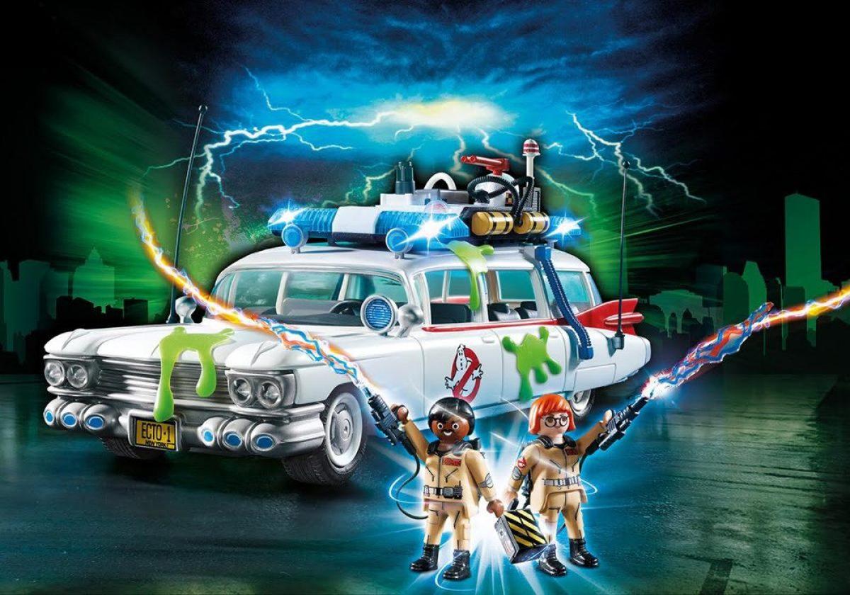ΕΛΗΞΕ: Κερδίστε το φανταστικό Ghostbusters™ Ecto-1 της PLAYMOBIL (3 τυχεροί)