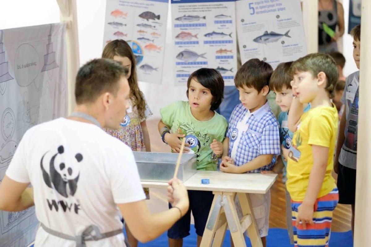 Μαγειρεύουμε έναν καλύτερο κόσμο για τα παιδιά μας παρέα με το WWF!