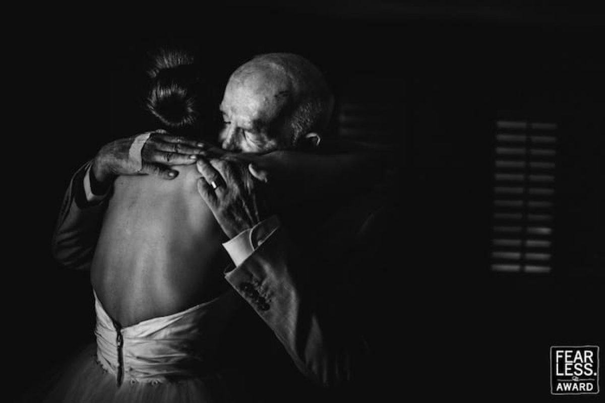 Η μαγεία της αγάπης μέσα από φανταστικές φωτογραφίες γάμου που φέρνουν δάκρυα στα μάτια!