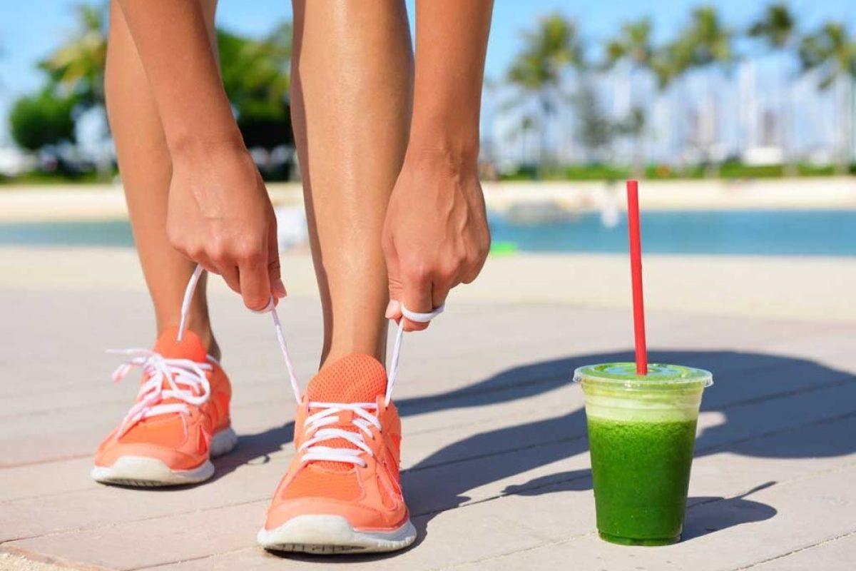 Διατροφή και Running