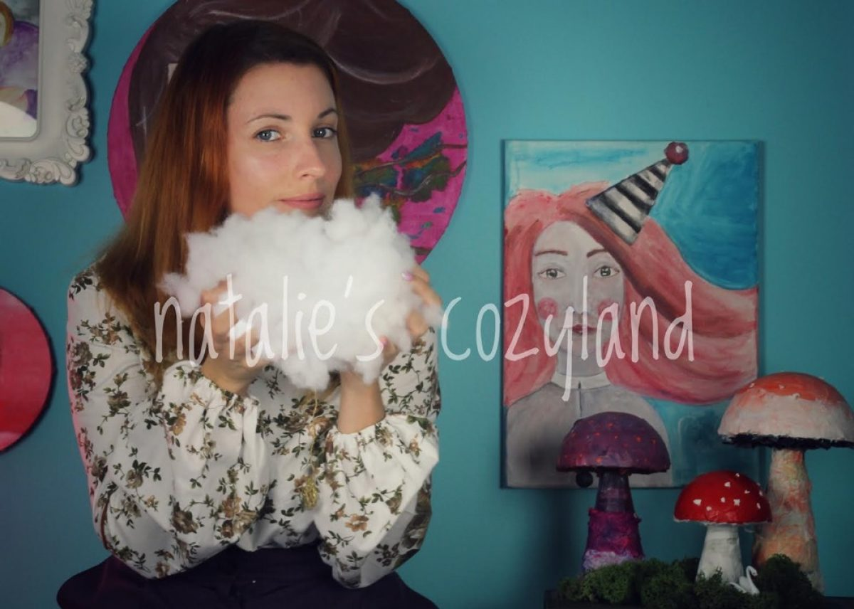 Φτιάξτε διακοσμητικά μανιτάρια και σύννεφα για το παιδικό δωμάτιο!