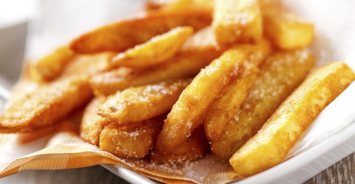 Τηγανητές πατάτες χωρίς τύψεις; Κι όμως γίνεται!