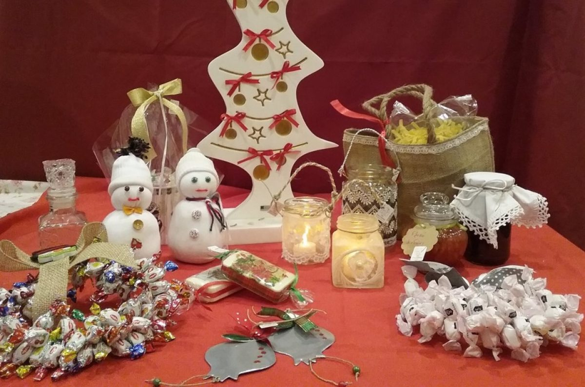 Χριστουγεννιάτικο bazaar στο δημοτικό βρεφοκομείο Άγιος Στυλιανός