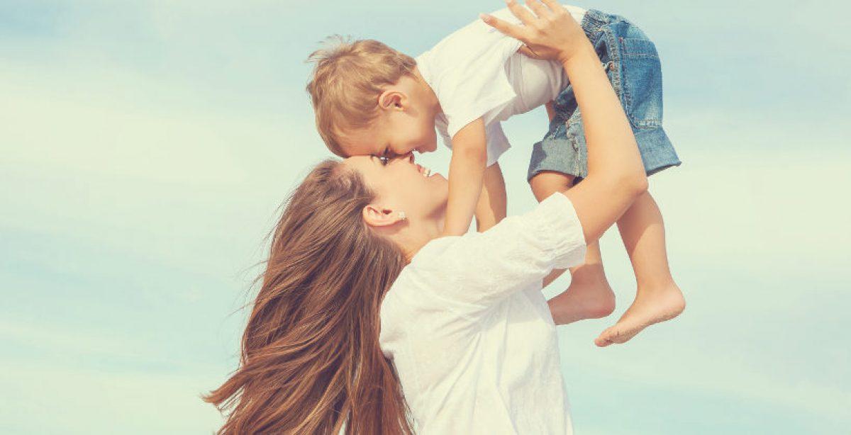Για τον άνθρωπο που θα ερωτευτεί τον γιο μου