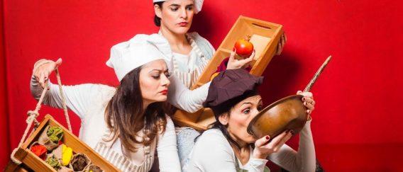 Ζυμώνουμε μαζί «Το πιο γλυκό ψωμί» στην παράσταση «Ο Κουκουμπλής»