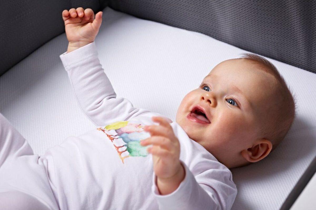 AeroSleep│Το Συνώνυμο της Ασφάλειας στον ύπνο του μωρού!
