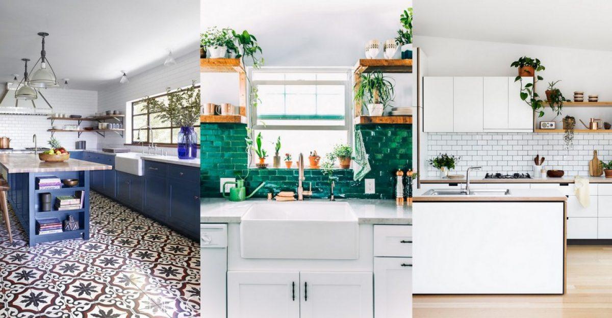 Οι κουζίνες του Pinterest που θα θέλαμε να είχαμε και εμείς