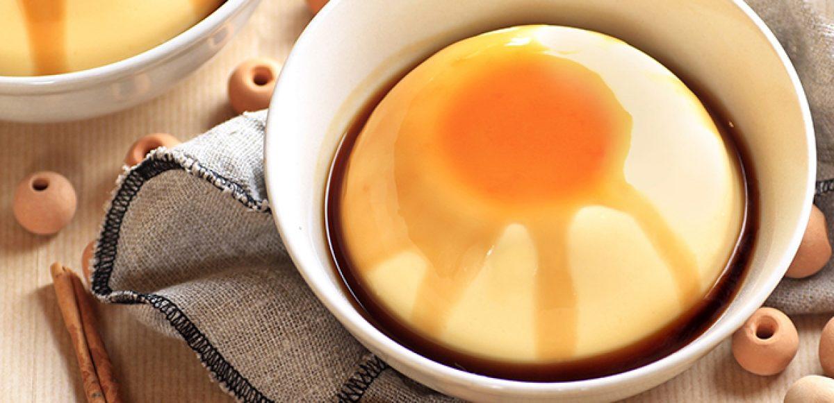 Κρέμα καραμελέ με ζαχαρούχο γάλα
