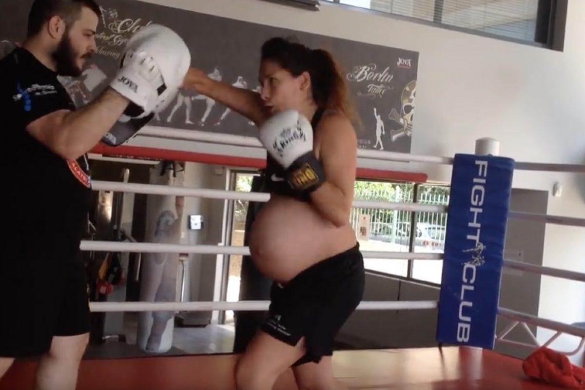 Εγκυμοσύνη, θηλασμός και πολεμικές τέχνες! Συνδυάζονται;