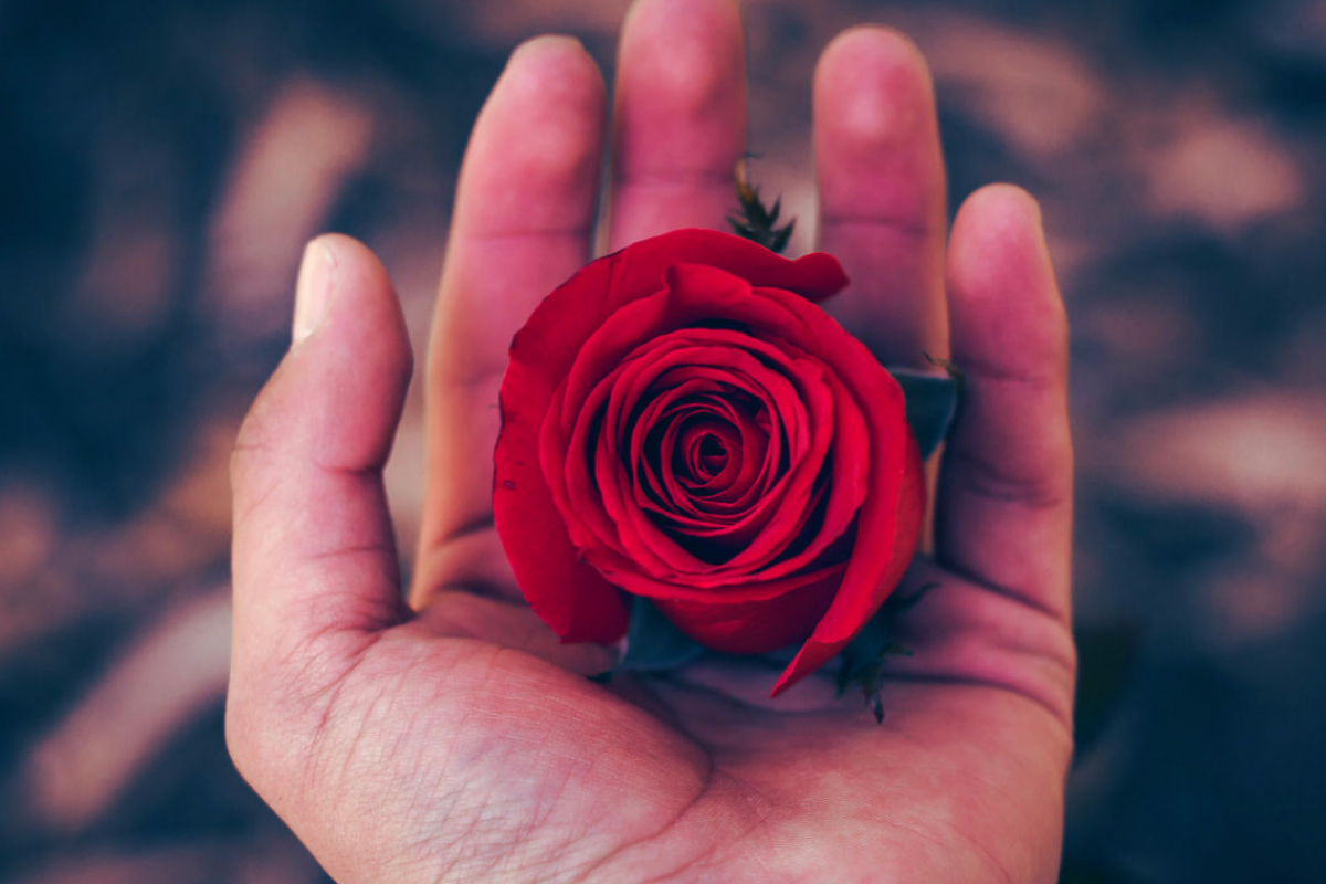 Να βρει κανείς την αγάπη στον άλλον είναι ευτυχία…