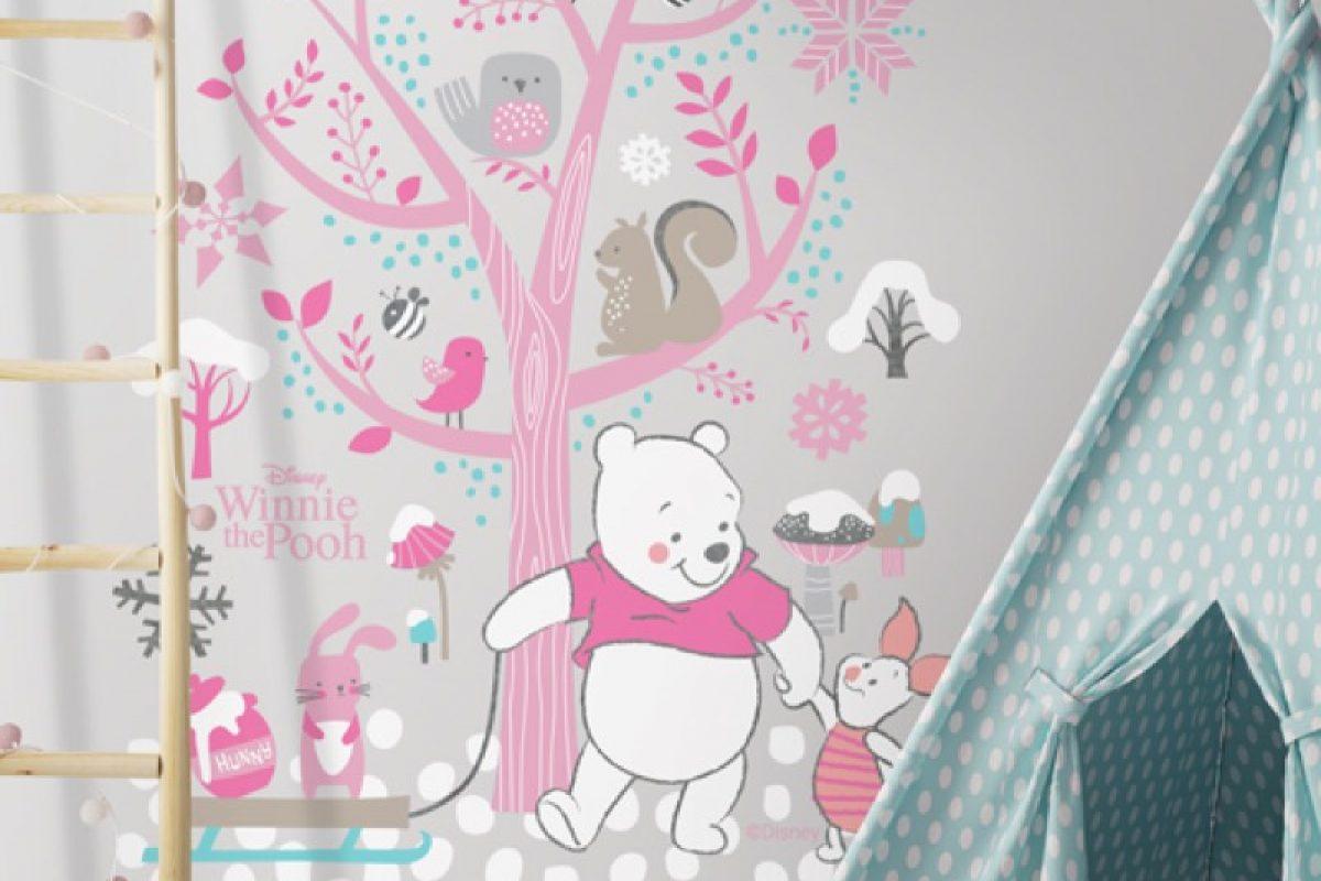 Στολίστε τους τοίχους του δωματίου του με τους αγαπημένους του ήρωες!