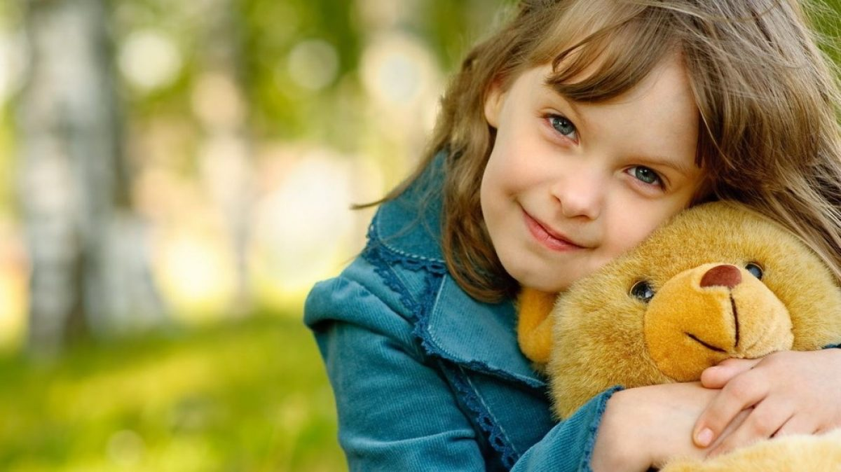 Στα παιδιά αρκούν τα λίγα: μην φοβάστε να το πιστέψετε!