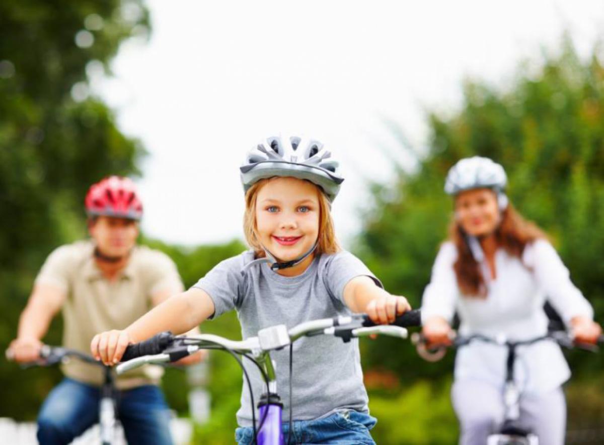 Μαθαίνοντας ποδήλατο