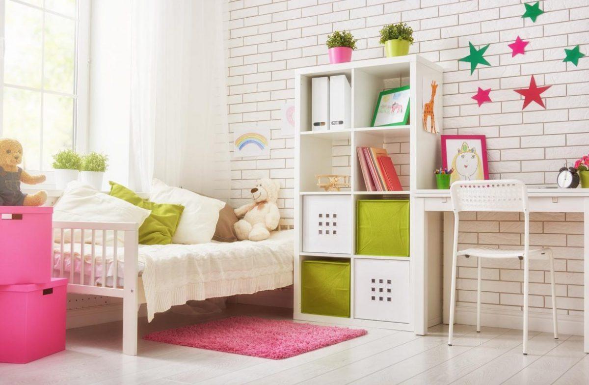 7 Ιδέες για να διακοσμήσεις & να οργανώσεις ένα κοριτσίστικο δωμάτιο με επιτυχία!