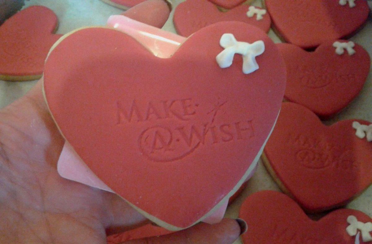 Make-A-Wish Cookie: πώς μερικά πασχαλιάτικα μπισκότα μπορούν να κάνουν κάποια παιδιά ευτυχισμένα!