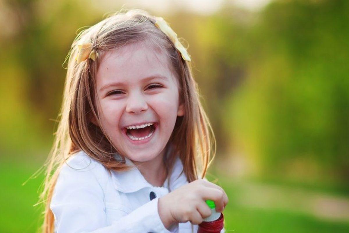 Στα παιδιά αρκούν τα λίγα: Μη φοβάστε να το πιστέψετε!