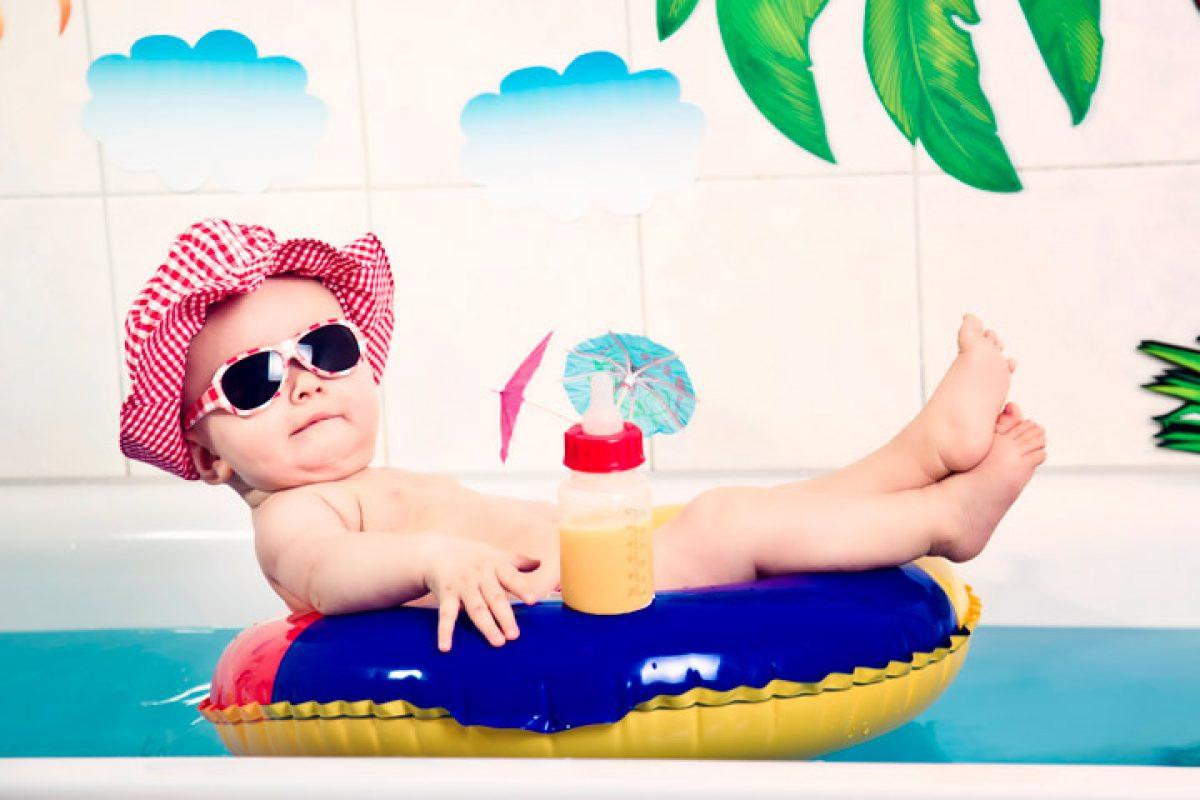 Ποιοι είναι οι ιδανικοί προορισμοί για διακοπές με μωρό;