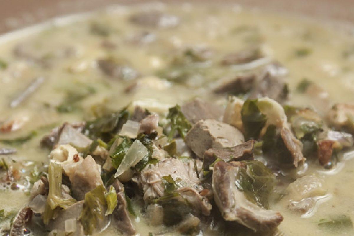 Η συνταγή για την κλασική μαγειρίτσα