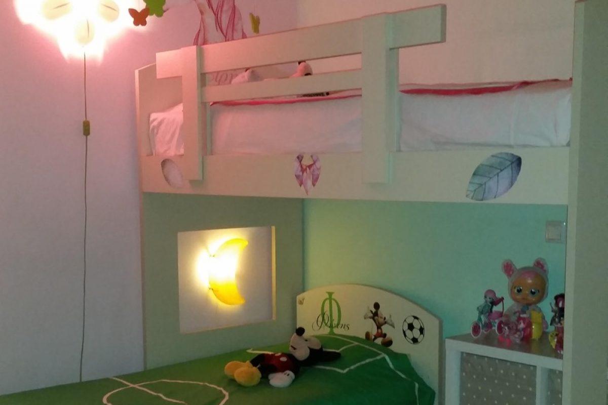 Το δωμάτιο της Ειρήνης και του Φώτη