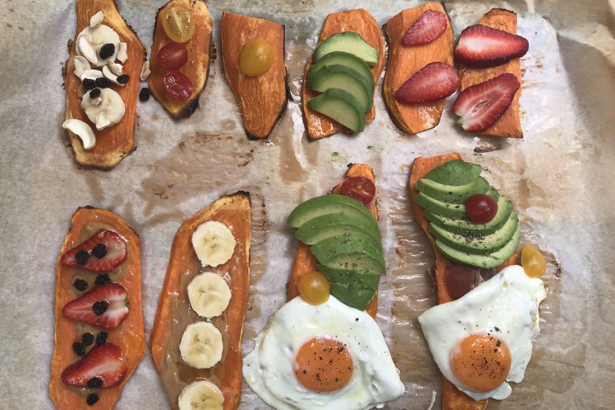 Τοστ γλυκοπατάτας: Πώς να βγάλεις το ψωμί από το πρωινό σου
