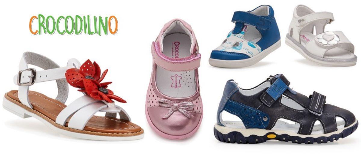 ΕΛΗΞΕ: Κερδίστε 2 δωροεπιταγές αξίας 50 Ευρώ για παπουτσάκια CROCODILINO!