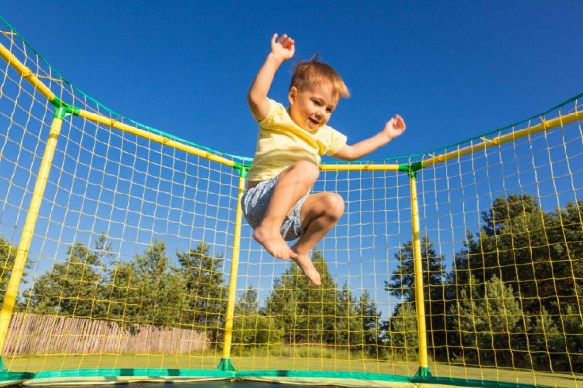 Για ποιους λόγους ειναι καλό να μάθουμε στο παιδί μας να χοροπηδά;