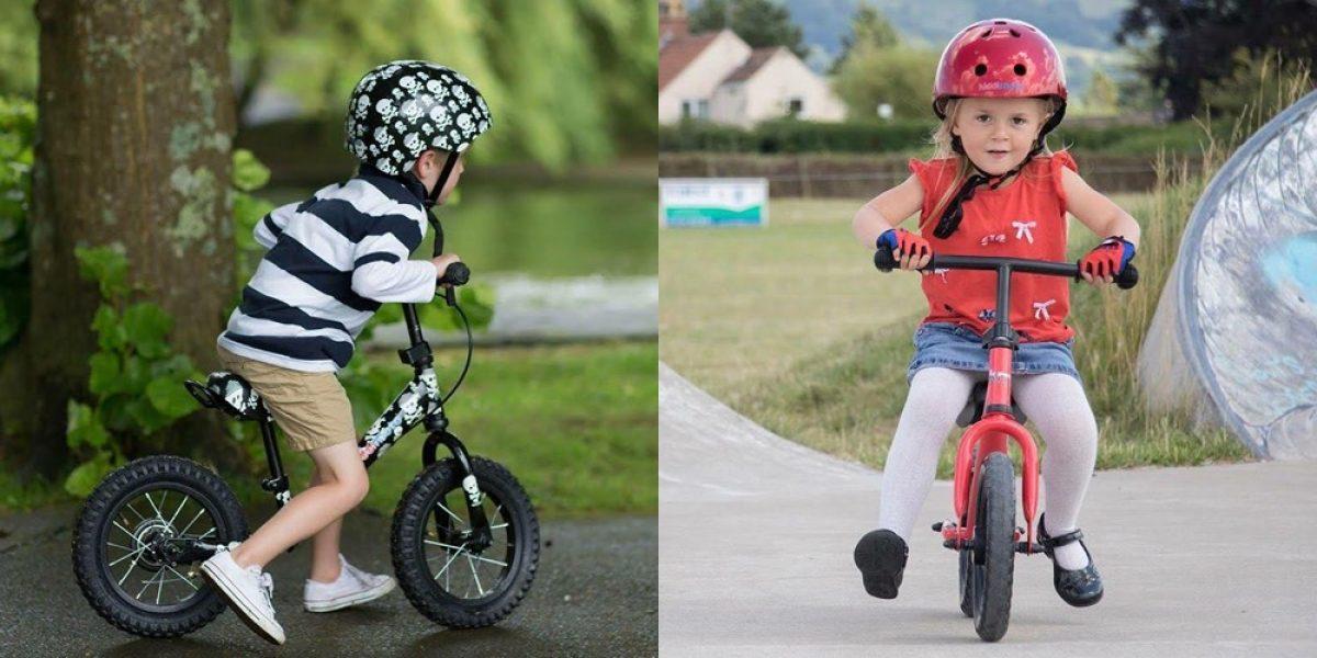 Ελάτε να μάθουμε ποδήλατο με τα καλύτερα ποδήλατα ισορροπίας!