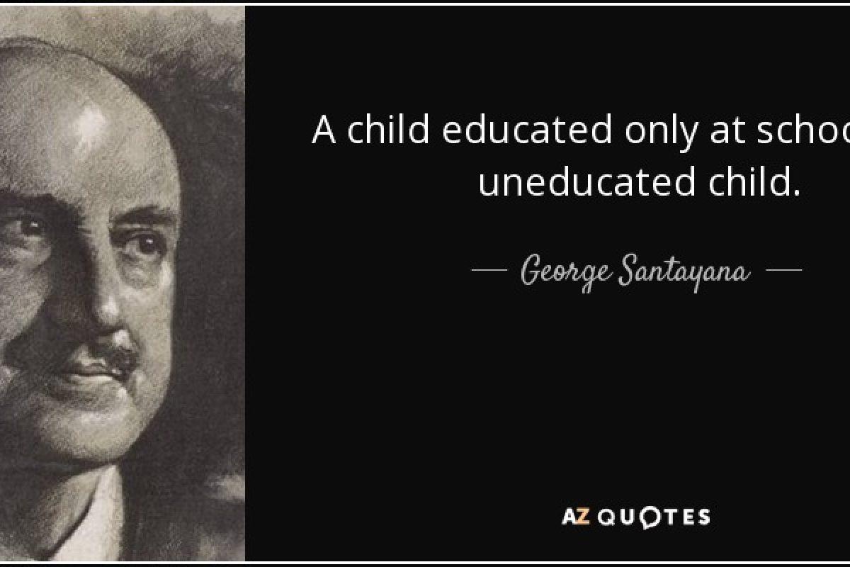 Άλλο εκπαίδευση και άλλο παιδεία!