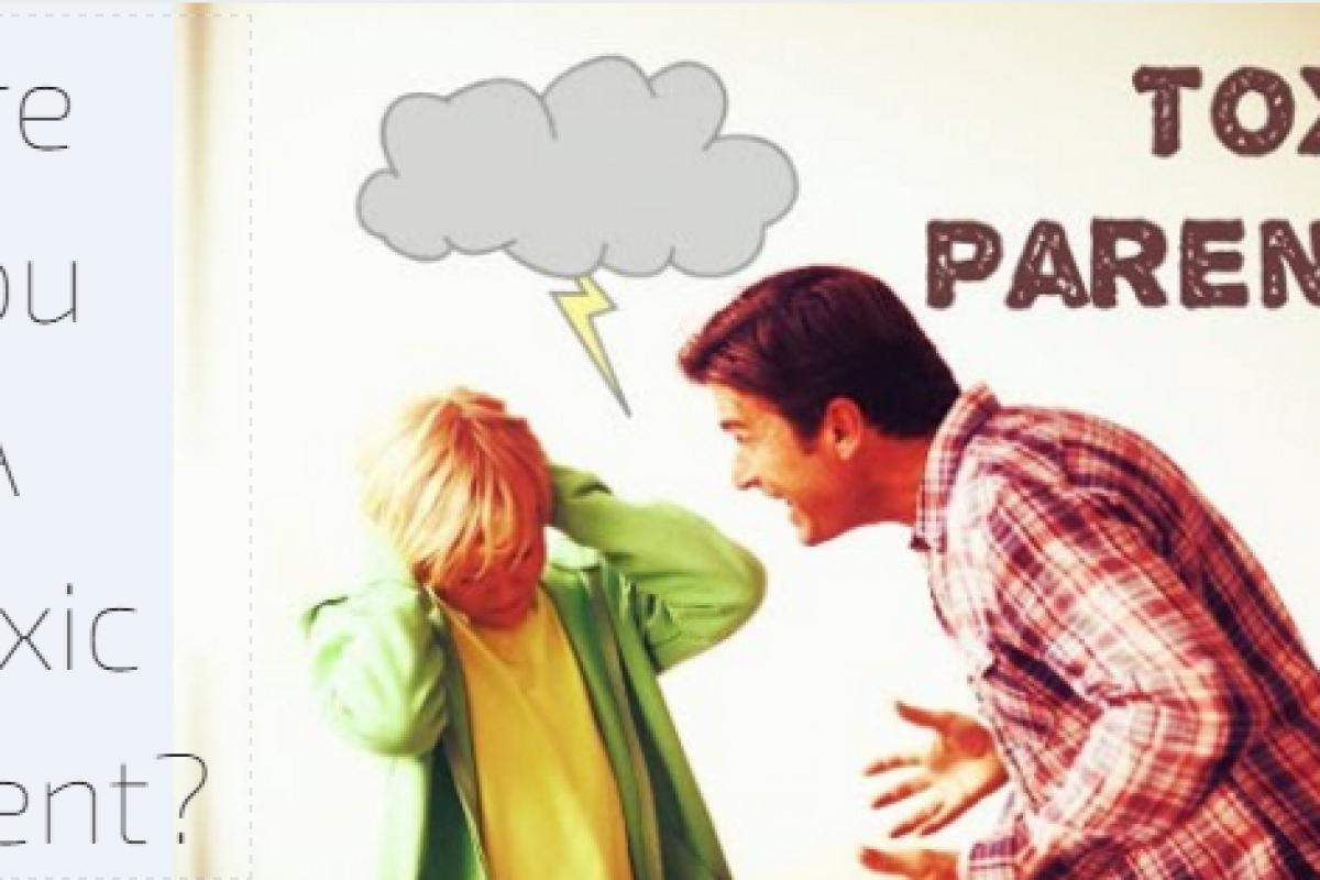 Τα χαρακτηριστικά ενός τοξικού γονέα