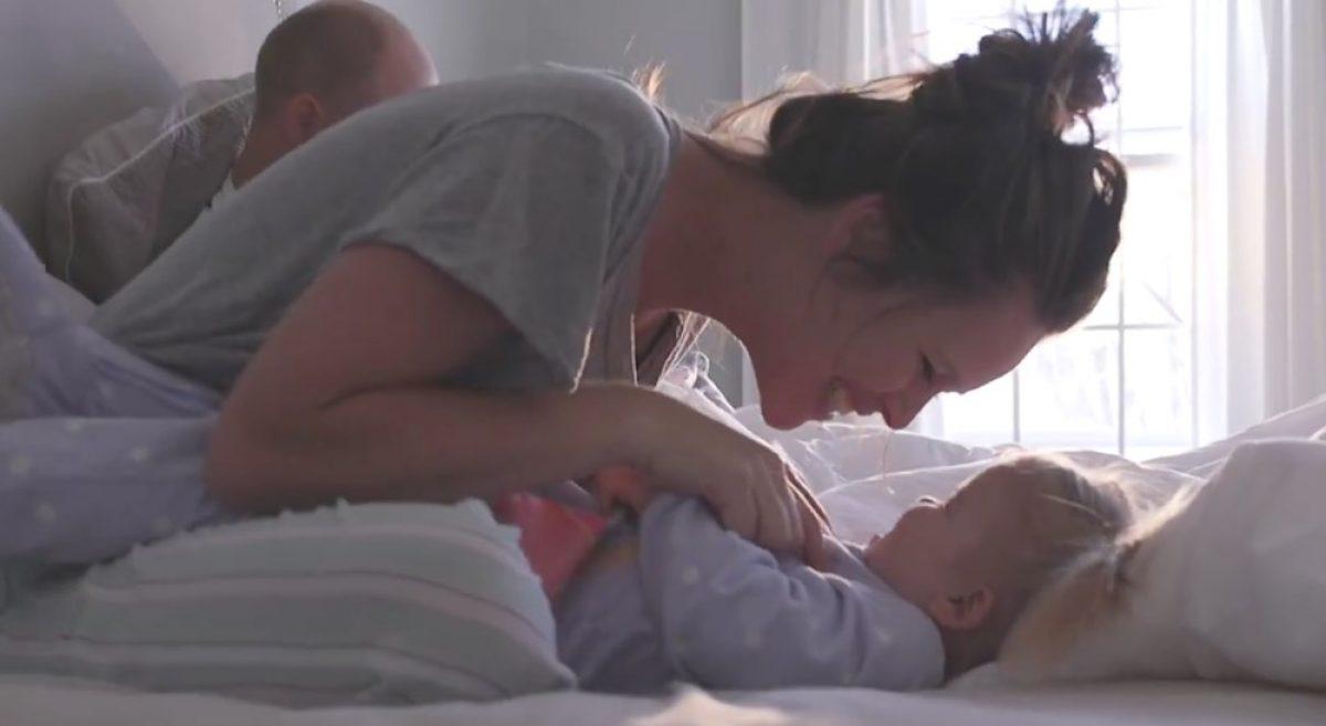 Αυτό είναι το τίμημα και η αμοιβή για το μεγαλείο της μητρότητας…!