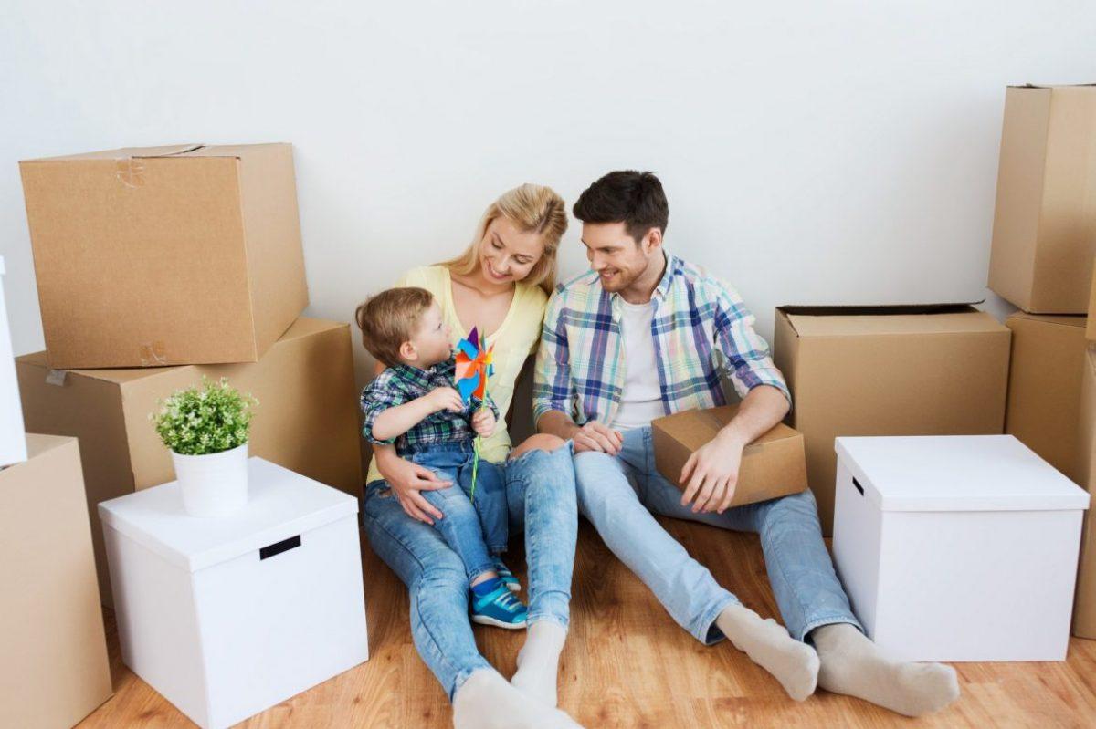 Πώς να προετοιμάσω μια μετακόμιση με παιδί;