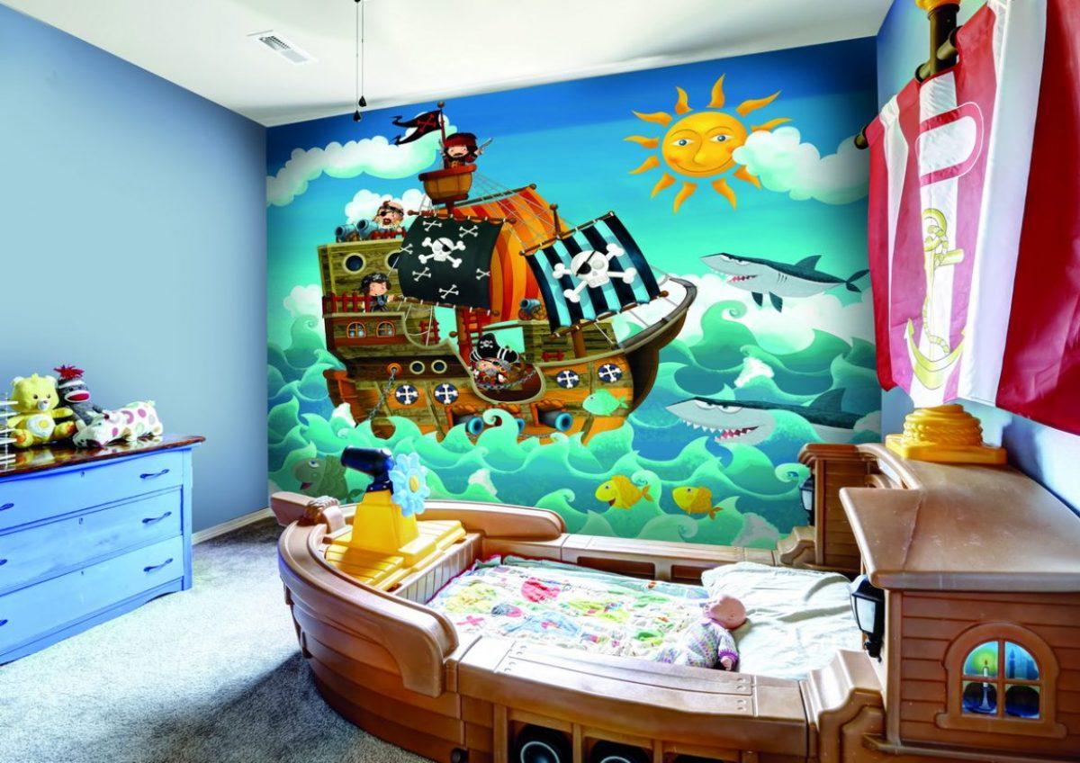 8 πρωτότυπες ιδέες για να σχεδιάσεις το παιδικό δωμάτιο για τον πρίγκιπα σου!