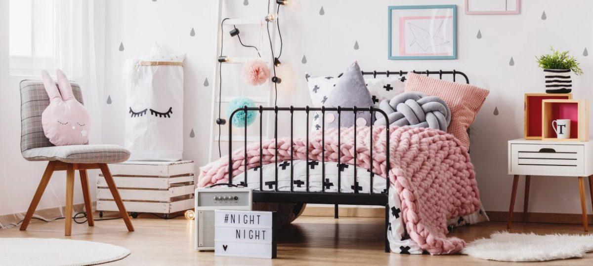 10 υπέροχοι χρωματικοί συνδυασμοί για να βάλεις χρώμα στο δωμάτιο της κόρης σου!