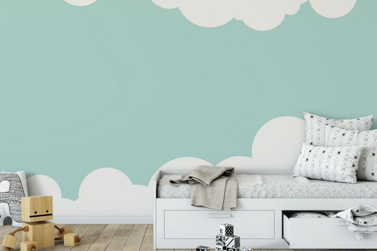 7 Super Low Budget Ιδέες Διακόσμησης για το παιδικό υπνοδωμάτιο!