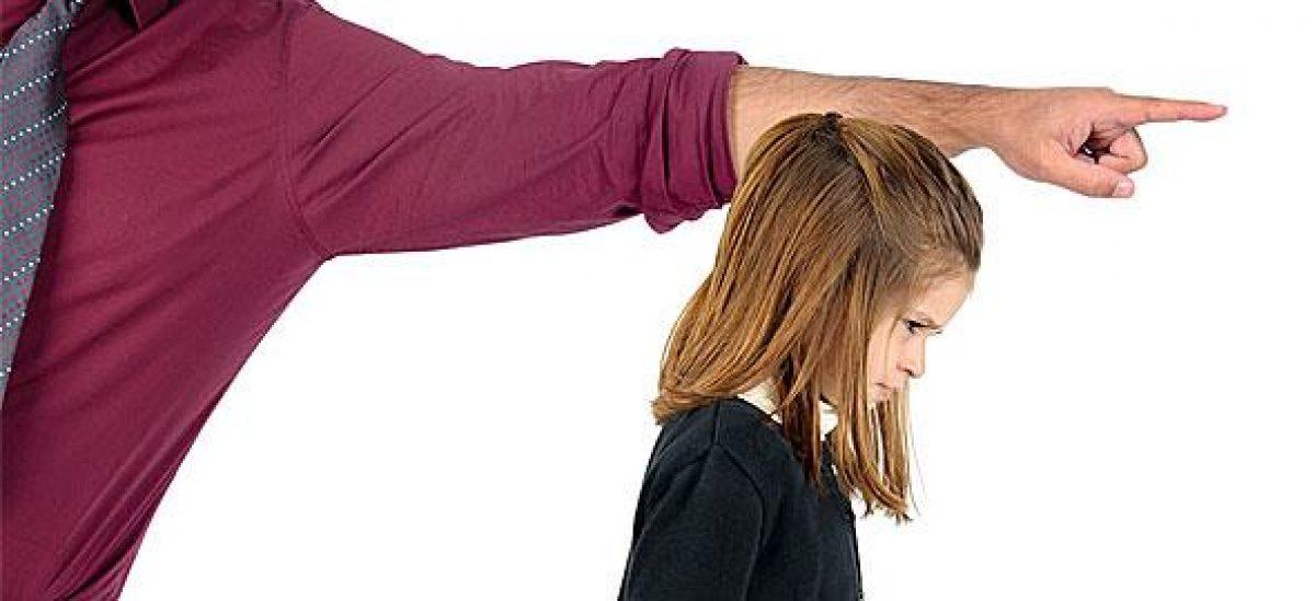 Τιμωρία: προσφέρει κάτι στο παιδί;