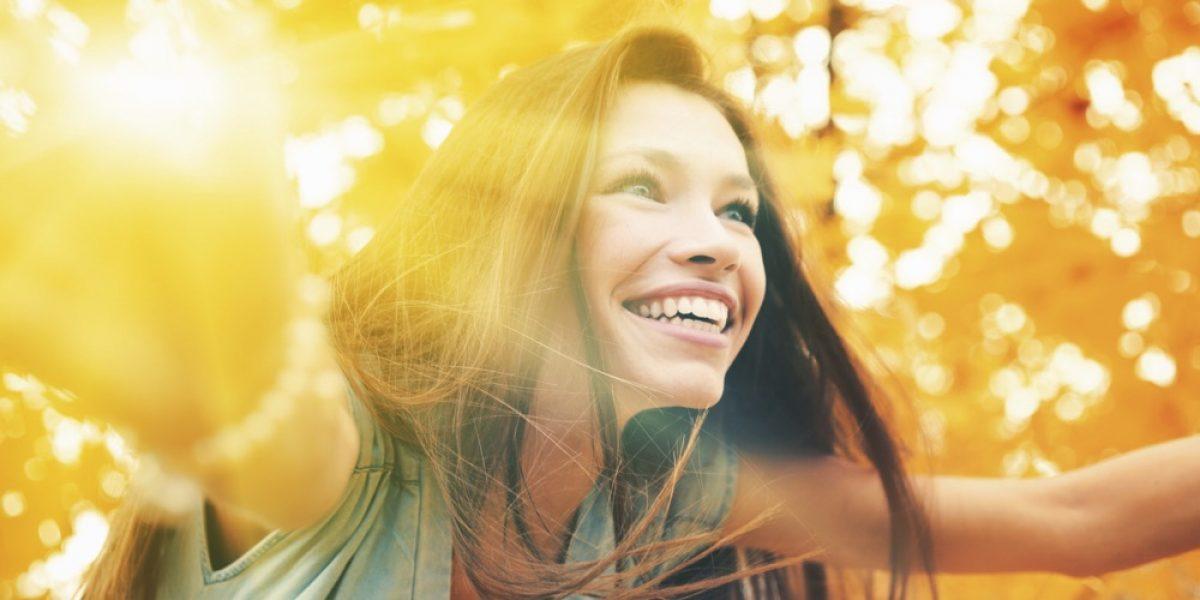 Αναγνωρίστε το καλό στη ζωή σας και καλωσορίστε το