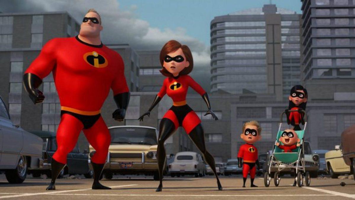 Οι Απίθανοι 2 – Η αγαπημένη μας οικογένεια επιστρέφει στο σινεμά!