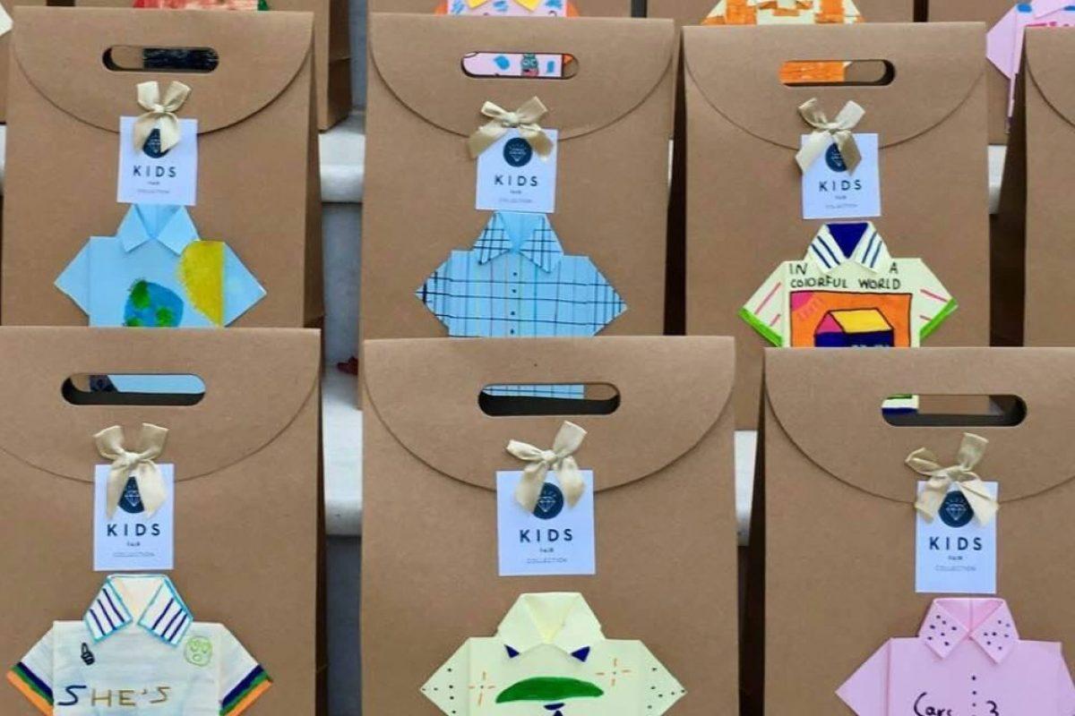 Νέα δράση της Kids Fair Collection για τα παιδιά του Ορφανοτροφείου Βόλου