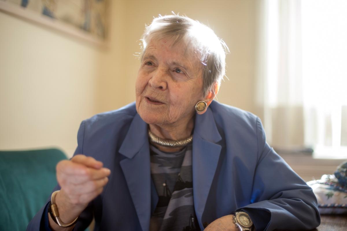 Ελένη Γλύκατζη-Αρβελέρ:  Σταματήστε να λέτε «καλή επιτυχία» στα παιδιά σας. Πείτε τους «καλή ευτυχία».
