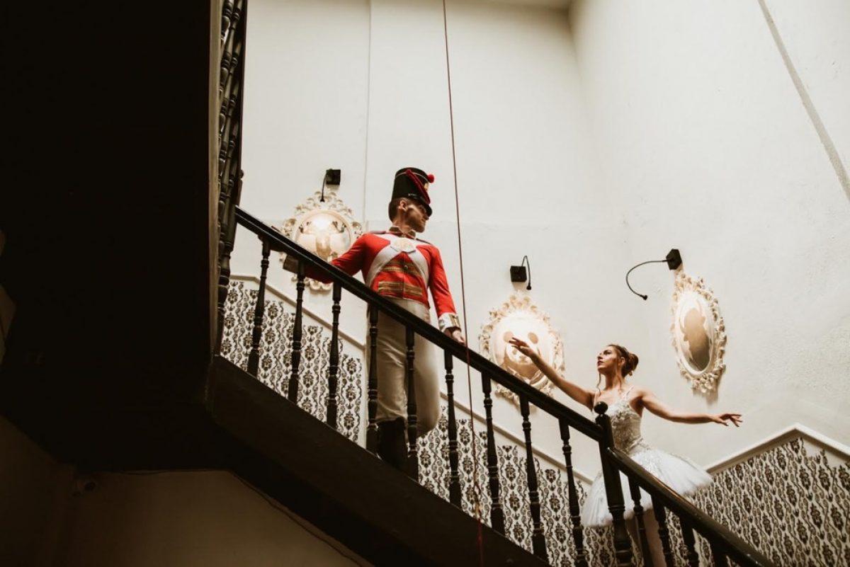Ο Μολυβένιος Στρατιώτης  του Χανς Κρίστιαν Άντερσεν  σε διασκευή & σκηνοθεσία Μαριάννας Τόλη  Έρχεται τον Οκτώβριο  στο Θέατρο Αριστοτέλειον