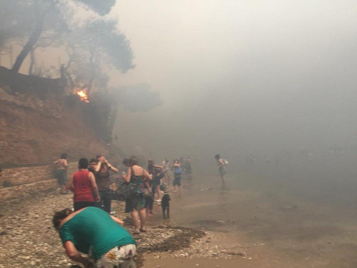 Θεσσαλονίκη: Σε ποια σημεία συγκεντρώνονται είδη πρώτης ανάγκης για την Αττική