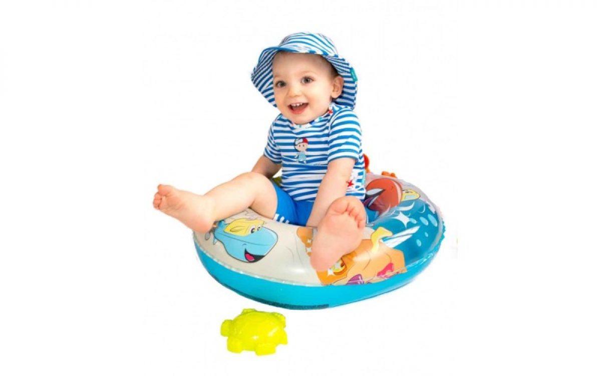 Λέμε ΝΑΙ στο παιχνίδι στη θάλασσα με ρούχα με αντιηλιακή προστασία!