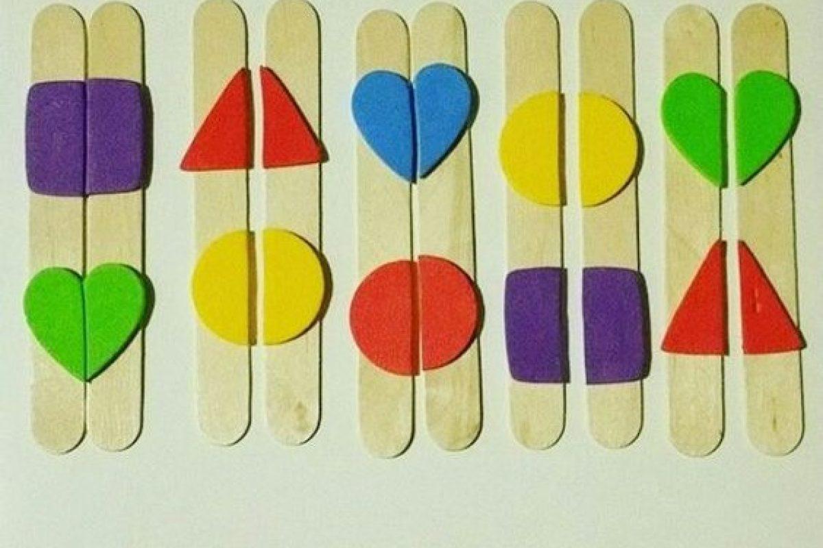 Αυτοσχέδια παζλ για παιδάκια από 1-3 ετών! Υπέροχα και πανεύκολα!