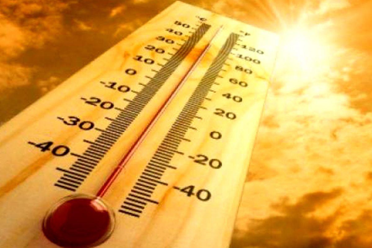 Θερμοπληξία και μέτρα αντιμετώπισης στα παιδιά